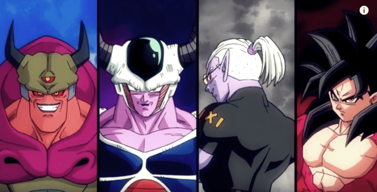 Dragon Ball Heroes Episode 2