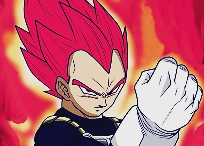 How Vegeta Become A Super Saiyan God? (Here's How He Did It)