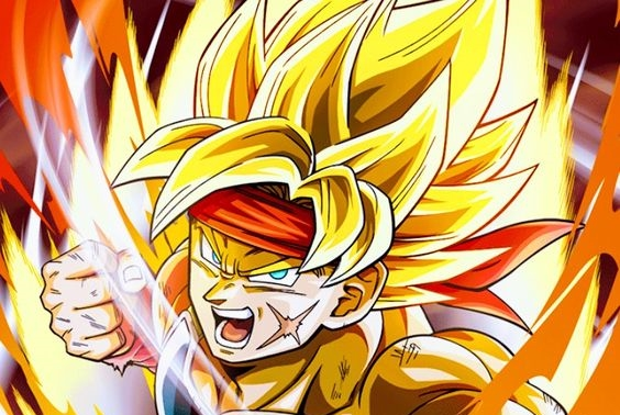 Super Saiyan Bardock Dragon Ball Super Movie