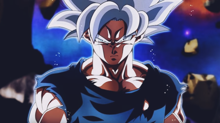 Mastered Ultra Instinct Goku Full Power Dragon Ball Super