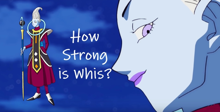How Strong Is Whis In Dragon Ball Super Versus Other Angels