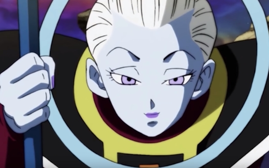 how strong is Whis in Dragon Ball Super