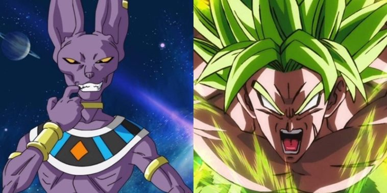 Is Broly Stronger Than Beerus?  Beerus Vs. Broly Battle