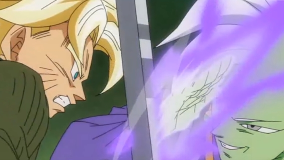Why is Super Saiyan Trunks So Strong