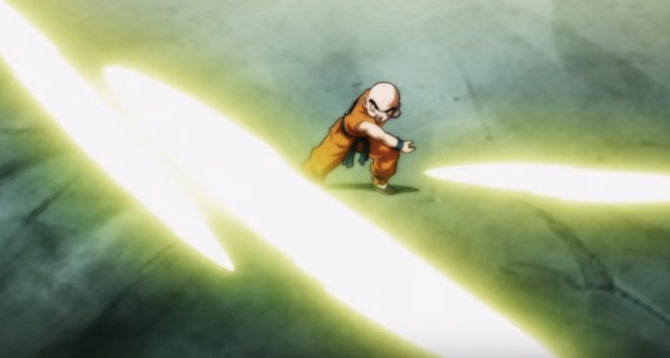 DRAGON BALL SUPER How Strong Is Krillin In Dragon Ball Super