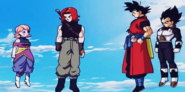 New Dragon Ball Heroes Special Episode English Dub
