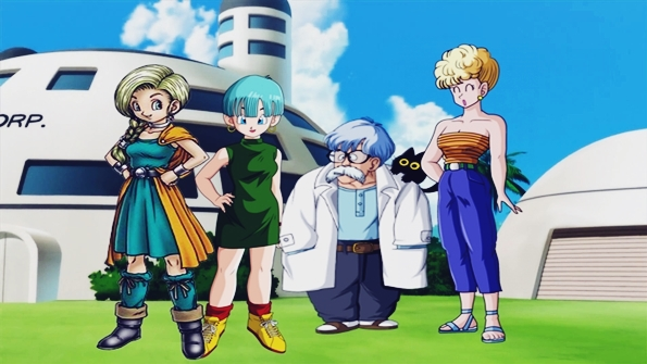 These Are The Richest Dragon Ball Anime Family On Earth
