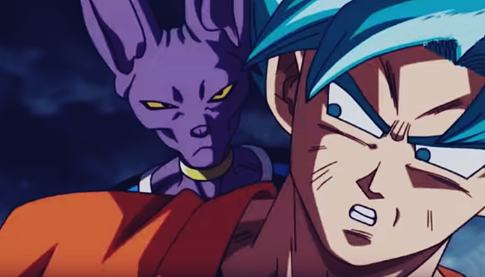 Beerus Vs Goku Dragon Ball Heroes Big Bang Mission Ep 2