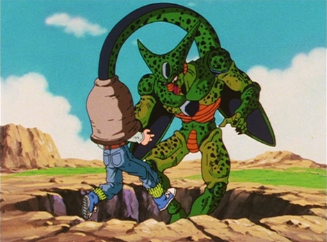How Old is Cell in Dragon Ball