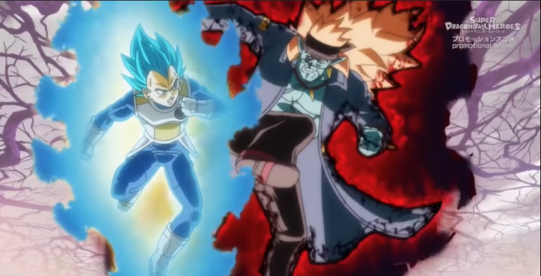 Watch Dragon Ball Heroes Big Bang Mission Episode 3 online