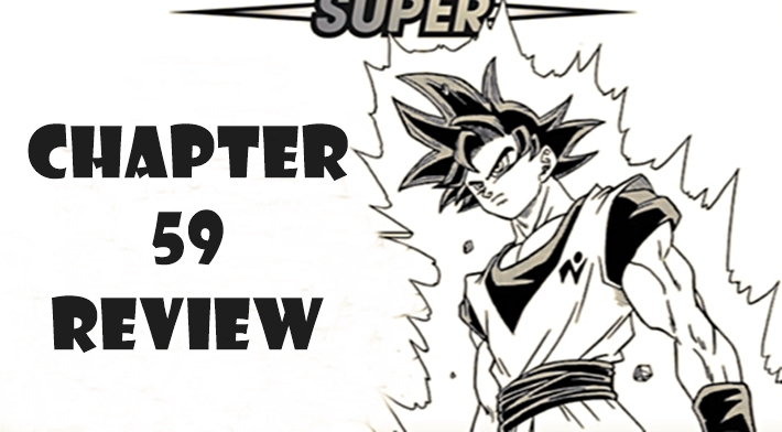 Dragon Ball Super Manga Chapter 59 Review – Goku Vs Moro