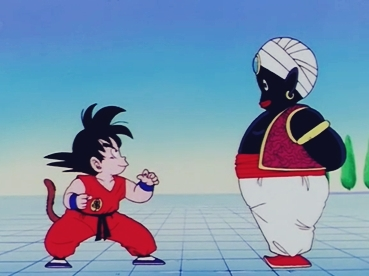 How Stong is Mr. Popo