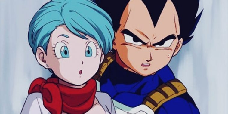 How Did Vegeta and Bulma End Up Together in Dragon Ball?