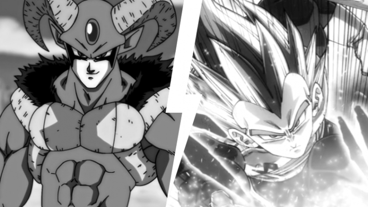 Final Form Moro Vs Vegeta Reborn – Dragon Ball Super Manga 61
