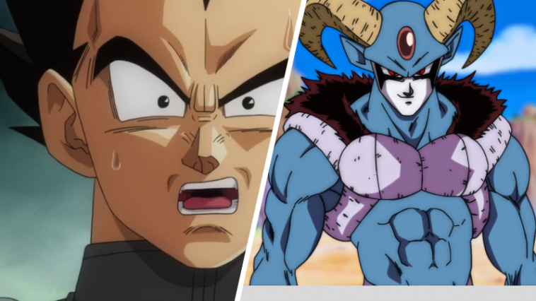 Vegeta Reborn Absorbed By Moro, Dragon Ball Super Manga Spoiler