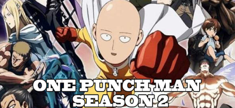 One Punch Man Season 2: The Adventures Of Saitama