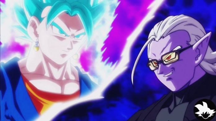 Vegito Vs. Fu Dragon Ball Heroes: Big Bang Mission Episode 7