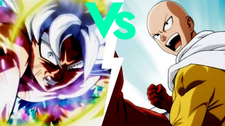 Goku Vs Saitama One-Punch Man Battle: Who Will Win?