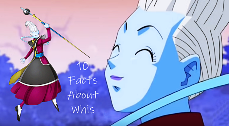 10 Facts About Whis In Dragon Ball Super You Should Know