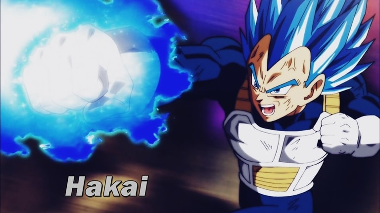 Vegeta is Gonna Learn The  Hakai Technique From Beerus